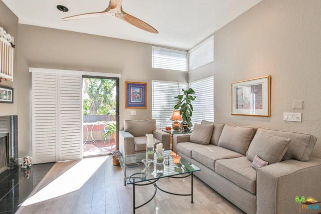 2601 S Broadmoor Drive #6, Palm Springs, CA 92264 (#18329448PS) :: Lydia Gable Realty Group
