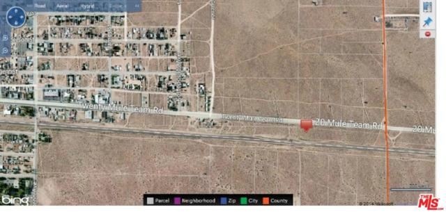 0 Twenty Mule Team Road, Boron, CA 93516 (#18-330904) :: The Suarez Team