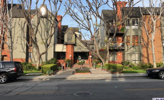 1313 Valley View Road #109, Glendale, CA 91202 (#318001267) :: Lydia Gable Realty Group