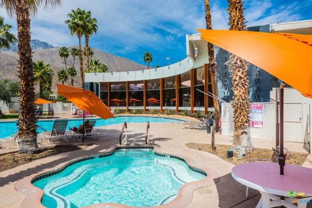 1111 E Palm Canyon Drive #120, Palm Springs, CA 92264 (#18331296PS) :: Lydia Gable Realty Group
