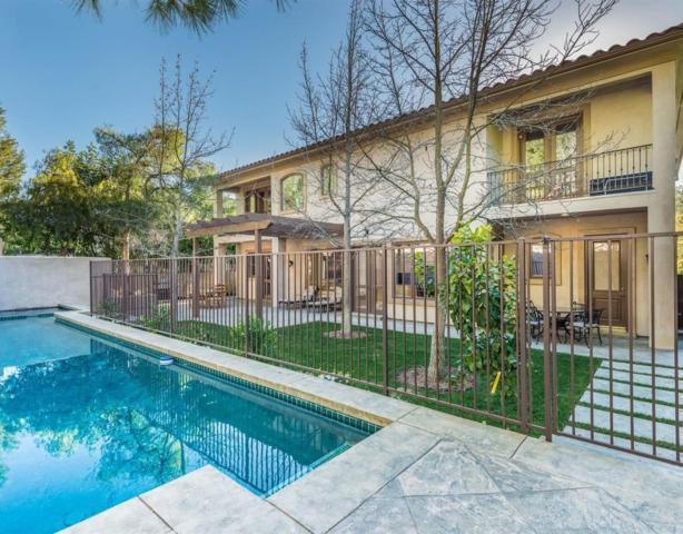 2826 Deep Canyon Drive, Beverly Hills, CA 90210 (#318001294) :: The Fineman Suarez Team