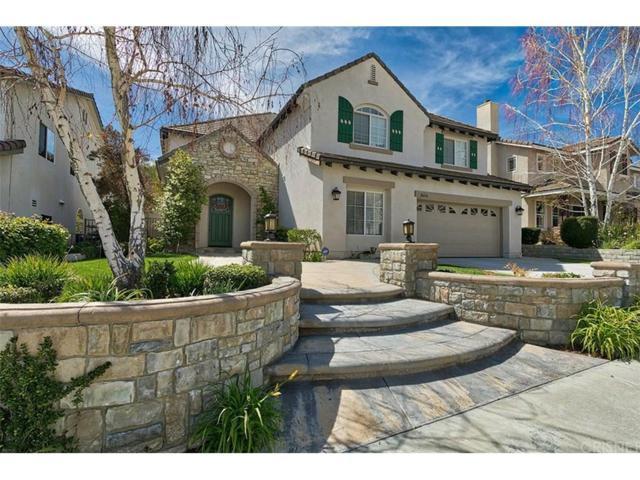 26636 Shakespeare Lane, Stevenson Ranch, CA 91381 (#SR18080406) :: Paris and Connor MacIvor