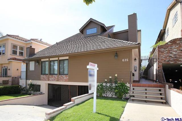 635 E Magnolia Boulevard B, Burbank, CA 91501 (#318001323) :: Lydia Gable Realty Group