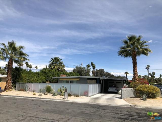 620 N Calle Marcus, Palm Springs, CA 92262 (#18331482PS) :: Golden Palm Properties