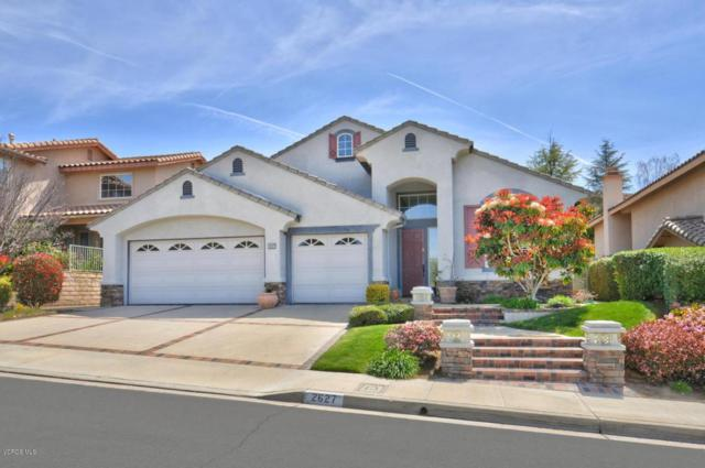 2627 Oak Valley Lane, Thousand Oaks, CA 91362 (#218004202) :: Lydia Gable Realty Group