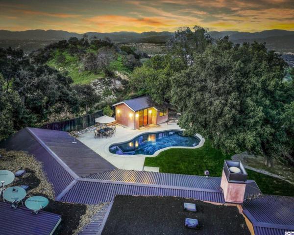 13459 Mulholland Drive, Beverly Hills, CA 90210 (#318001330) :: The Fineman Suarez Team