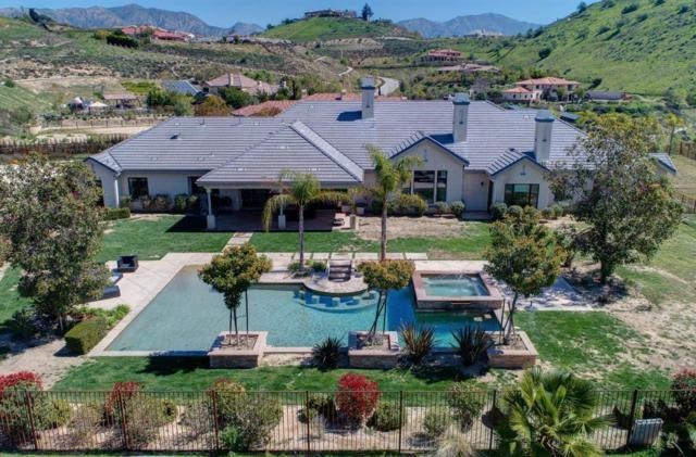 10805 W Stallion Ranch Road, Sunland, CA 91040 (#318001353) :: Lydia Gable Realty Group