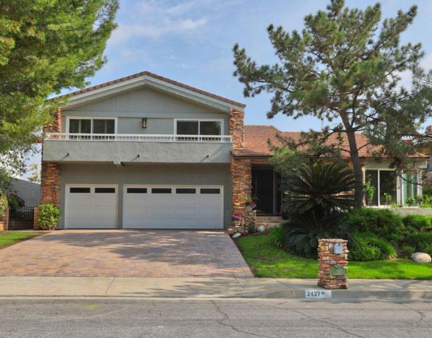 2427 Flintridge Drive, Glendale, CA 91206 (#318001285) :: Lydia Gable Realty Group