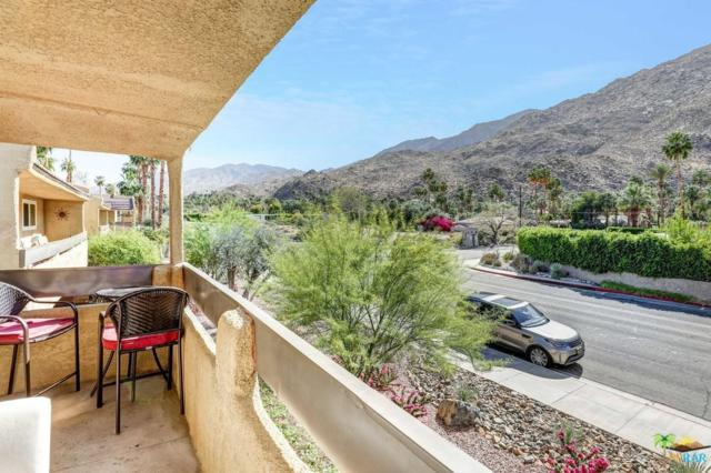 1900 S Palm Canyon Drive #51, Palm Springs, CA 92264 (#18332904PS) :: Golden Palm Properties