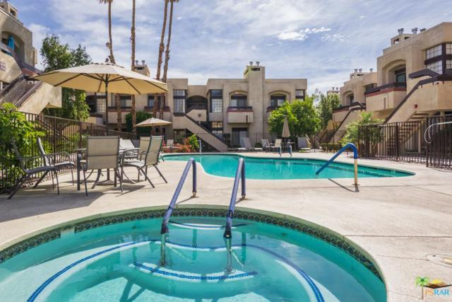 2601 S Broadmoor Drive #41, Palm Springs, CA 92264 (#18331736PS) :: Paris and Connor MacIvor