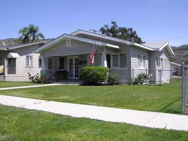 450 Saratoga Street, Fillmore, CA 93015 (#218004325) :: California Lifestyles Realty Group
