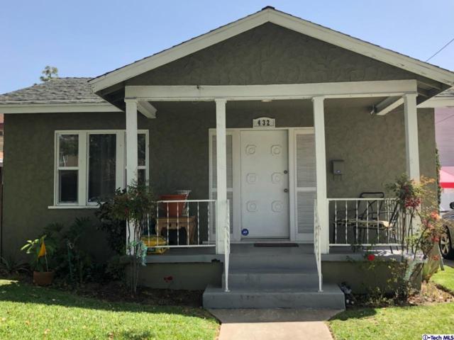 432 N Adams Street, Glendale, CA 91206 (#318001377) :: Golden Palm Properties