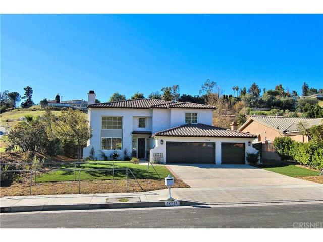 17714 Mayerling Street, Granada Hills, CA 91344 (#SR18055861) :: Lydia Gable Realty Group