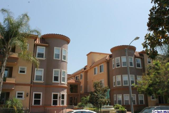 414 E Valencia Avenue #203, Burbank, CA 91501 (#318001386) :: Lydia Gable Realty Group