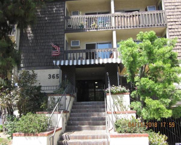 365 Burchett Street #310, Glendale, CA 91203 (#318001408) :: Lydia Gable Realty Group