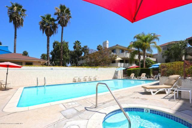 235 S Holliston Avenue #112, Pasadena, CA 91106 (#818001712) :: Golden Palm Properties