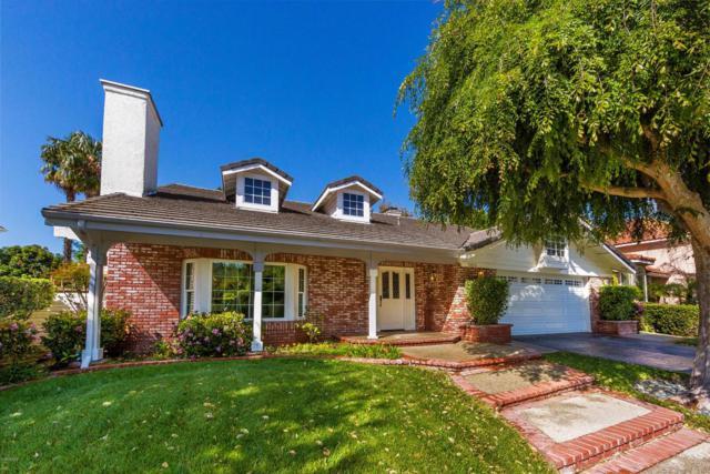 5809 Woodglen Drive, Agoura Hills, CA 91301 (#218004435) :: Lydia Gable Realty Group