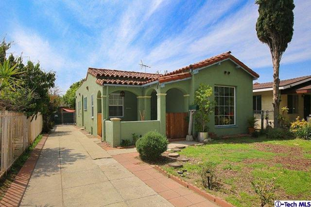 3908 Boyce Avenue, Los Angeles (City), CA 90039 (#318001429) :: Lydia Gable Realty Group