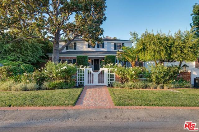 10433 Kling Street, Toluca Lake, CA 91602 (#18333876) :: Golden Palm Properties