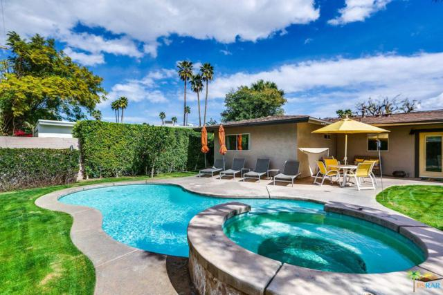 677 N Calle Rolph, Palm Springs, CA 92262 (#18333926PS) :: California Lifestyles Realty Group
