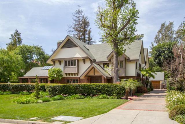 155 S San Rafael Avenue, Pasadena, CA 91105 (#818001733) :: Golden Palm Properties