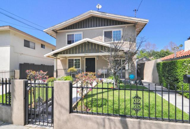 389 E Ashtabula Street, Pasadena, CA 91104 (#818001746) :: Golden Palm Properties