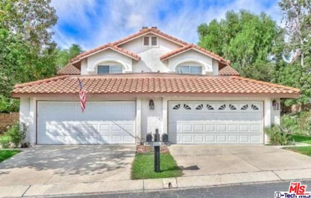 5303 Mark Court, Agoura Hills, CA 91301 (#18333748) :: Golden Palm Properties
