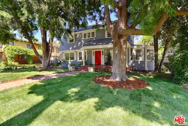 268 S Orange Grove, Pasadena, CA 91105 (#18334254) :: Golden Palm Properties