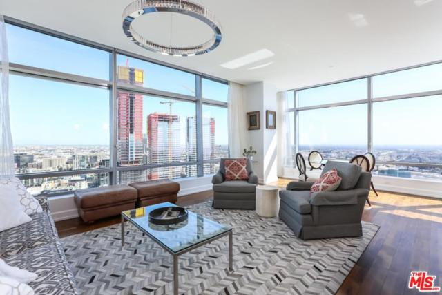 900 W Olympic 30A, Los Angeles (City), CA 90015 (#18334300) :: TruLine Realty