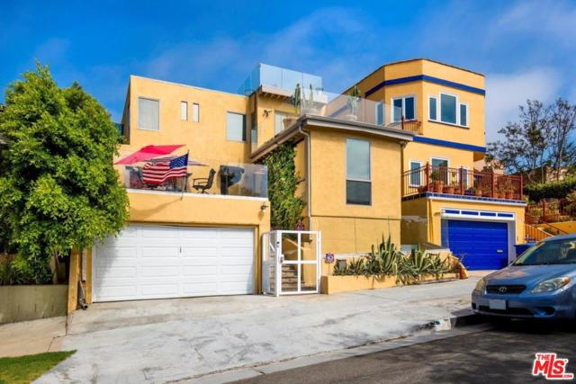 574 Mount Holyoke Avenue, Pacific Palisades, CA 90272 (#18334362) :: Golden Palm Properties