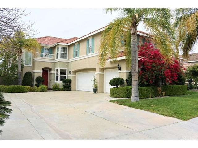 25931 Clifton Place, Stevenson Ranch, CA 91381 (#SR18086787) :: Paris and Connor MacIvor
