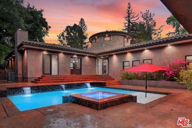 4709 Caritina Drive, Tarzana, CA 91356 (#18334370) :: Golden Palm Properties