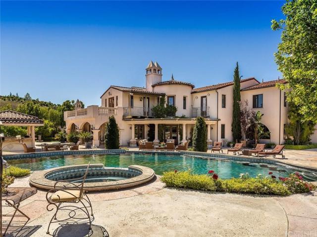 25273 Prado De La Puma, Calabasas, CA 91302 (#SR18088531) :: Golden Palm Properties