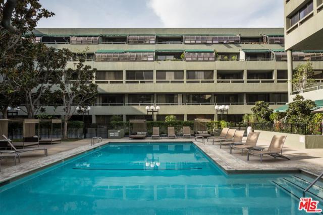 880 W 1ST Street #527, Los Angeles (City), CA 90012 (#18334730) :: TruLine Realty