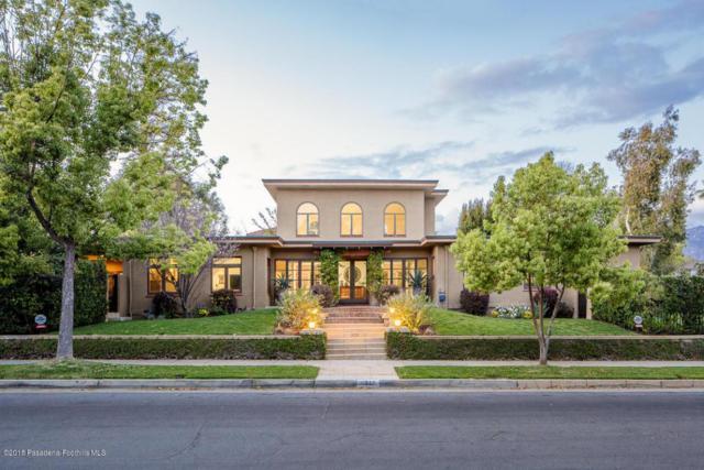 555 Fillmore Street, Pasadena, CA 91106 (#818001772) :: Golden Palm Properties