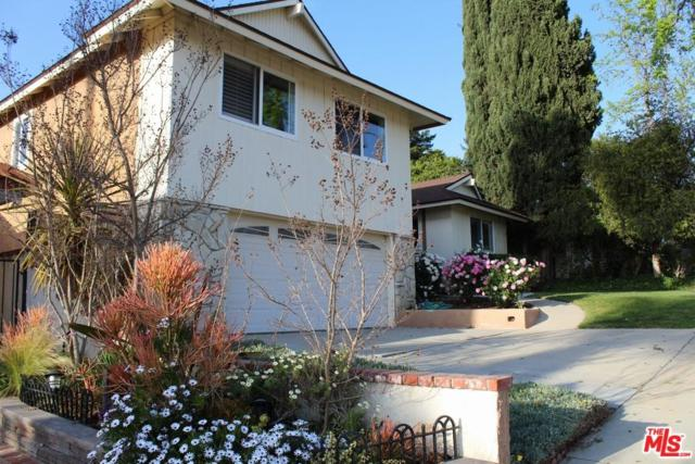 30609 Mainmast Drive, Agoura Hills, CA 91301 (#18333842) :: Golden Palm Properties