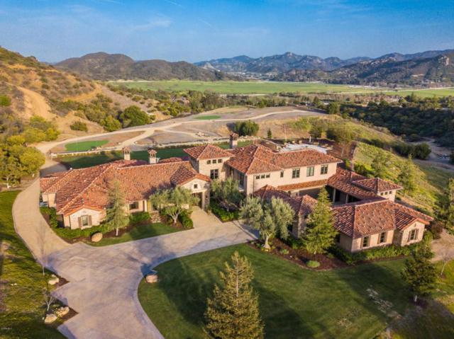 1601 W Potrero Road, Thousand Oaks, CA 91361 (#218004595) :: Golden Palm Properties