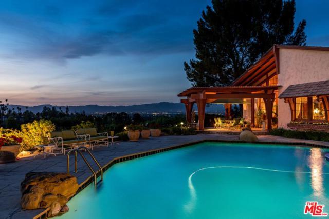 4952 Vanalden Avenue, Tarzana, CA 91356 (#18334858) :: Golden Palm Properties