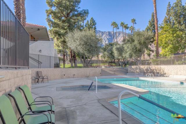 2857 N Los Felices Road #117, Palm Springs, CA 92262 (#18334950PS) :: Paris and Connor MacIvor