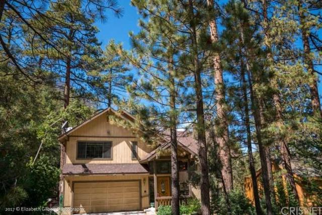 1209 Azalea Drive, Pine Mountain Club, CA 93222 (#SR18087739) :: The Fineman Suarez Team
