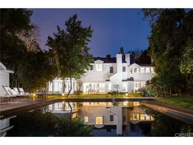 10517 Sarah Street, Toluca Lake, CA 91602 (#SR18086620) :: Golden Palm Properties