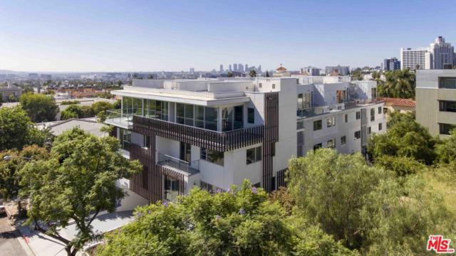 1345 Havenhurst Drive #7, West Hollywood, CA 90046 (#18335092) :: Golden Palm Properties