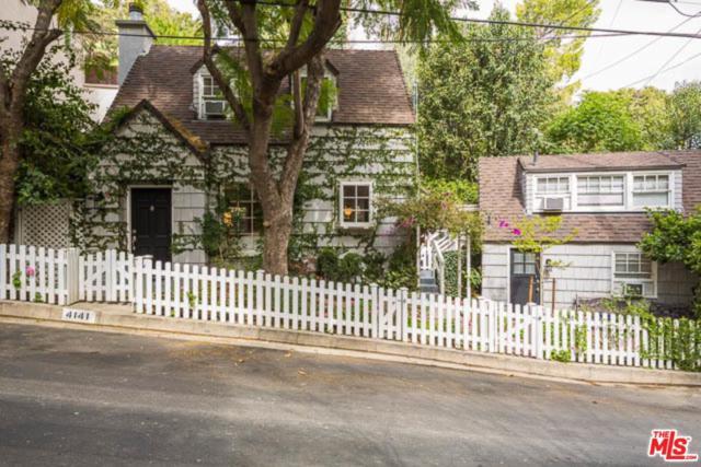 4141 Crisp Canyon Road, Sherman Oaks, CA 91403 (#18335106) :: Golden Palm Properties