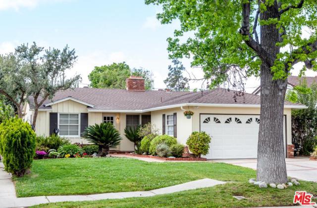5517 Lemona Avenue, Sherman Oaks, CA 91411 (#18335104) :: Golden Palm Properties