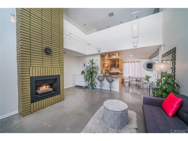 4311 Colfax Avenue #217, Studio City, CA 91604 (#SR18089118) :: Golden Palm Properties