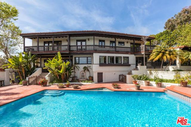 6205 Busch Drive, Malibu, CA 90265 (#18335148) :: Golden Palm Properties
