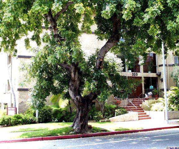320 E Stocker Street #318, Glendale, CA 91207 (#318001445) :: California Lifestyles Realty Group
