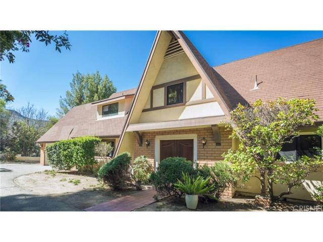 24301 Sylvan Glen Road, Calabasas, CA 91302 (#SR18090569) :: Lydia Gable Realty Group
