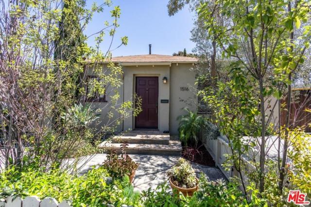 1516 Maple Street, Santa Monica, CA 90405 (#18335260) :: Golden Palm Properties