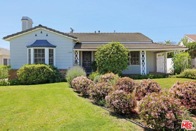1124 Franklin Street, Santa Monica, CA 90403 (#18334932) :: Golden Palm Properties